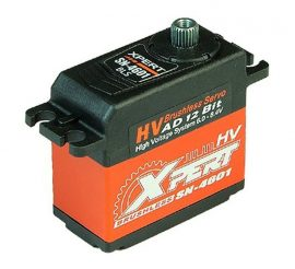 Xpert Servo High-Voltage Standard SN4601HV