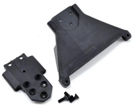 RPM első bulkhead fekete