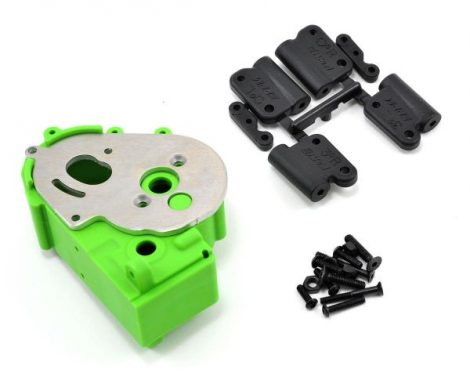 RPM hajtómű ház+motortartó zöld