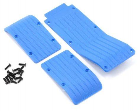 RPM skid plate szett kék
