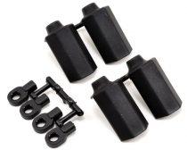 RPM teló vedő rogotányérral+csukóofejjel fekete
