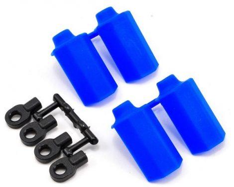 RPM teló vedő rogotányérral+csukóofejjel kék