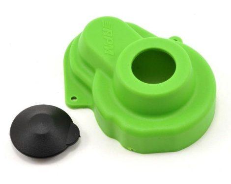 RPM hajtómű burkolat zöld