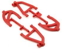 RPM lengőkar szett hátsó piros
