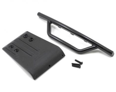 RPM első lökhárító fekete+skid plate fekete