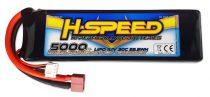 H-Speed lipo akkumulátor 5000mAh 11.1V 30C