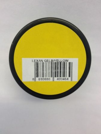 Lexan spray sárga  150ml