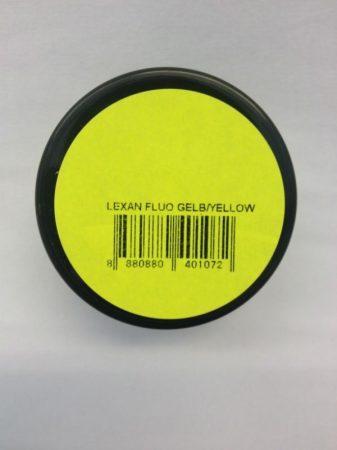 Lexan spray fluoreszkáló sárga 150ml