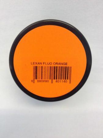 Lexan spray fluoreszkáló narancs 150ml