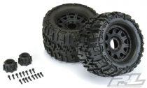 ProLine Trencher 3.8 1/2 offset komplett kerék 1pár