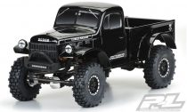 Proline 1946 Dodge Power Wagon karosszéria fekete (313mm)