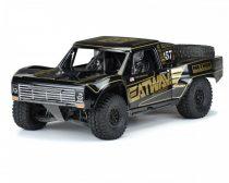 ProLine Ford F-100 Race Truck Heatwave Edition fekete karosszéria-Traxxas UDR