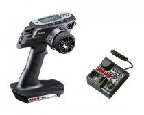 Sanwa MX-6 DRY  RX-391W vevővel