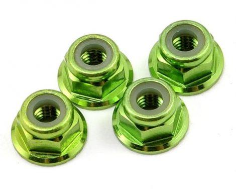 Kerékanya zöld