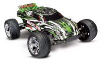 Traxxas Rustler 2WD RTR-zöld