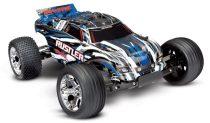 Traxxas Rustler 2WD -kék