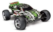 Traxxas Rustler 2WD -zöld