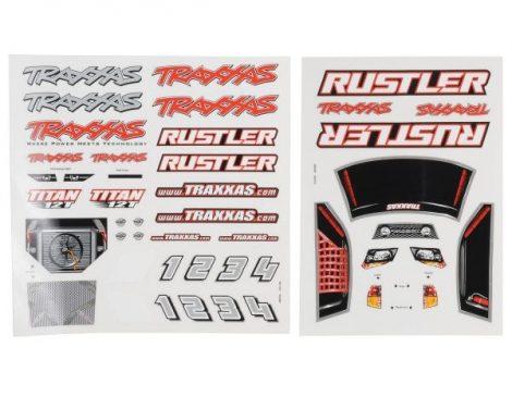 Rustler matrica