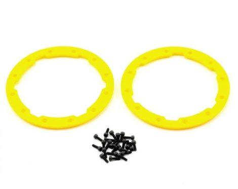 Felni gyűrű sárga 1pár