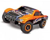Traxxas Slash 4WD VXL TSM /töltő és akku nélkül/ -narancs