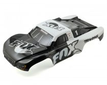 Traxxas Karosseria Slash  Fox Edition