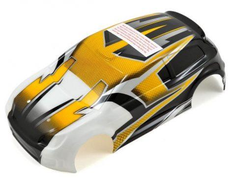 Latrax Rally kaszni sárga
