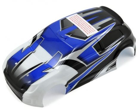 Latrax Rally kaszni kék