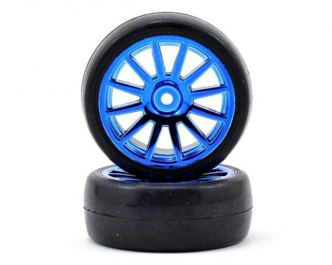 Rally komplett kerék kék