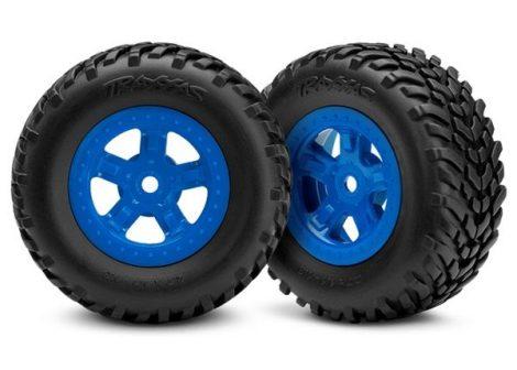 SST komplett kerék kék 1pár