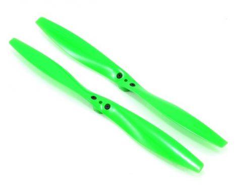 Propeller zöld