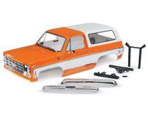 Traxxas Chevrolet Blazer 1979 Karosszéria komplett-narancs-fehér