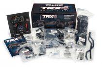 Traxxas TRX-4  Építő készlet karosszéria nélkül