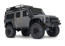 Traxxas TRX-4 Land Defender-ezüst