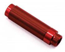TRX-4 TRX-6 alu telóház piros