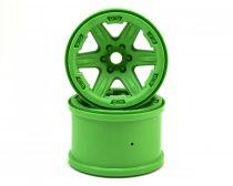 Traxxas Felni 3.8 Zöld 17mm