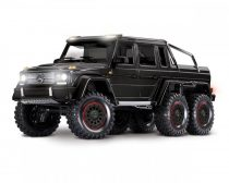 Traxxas Mercedes G63 6x6 TRX-6-Fekete