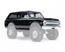 Chevrolet Blazer 1972 komplett karosszéria fekete