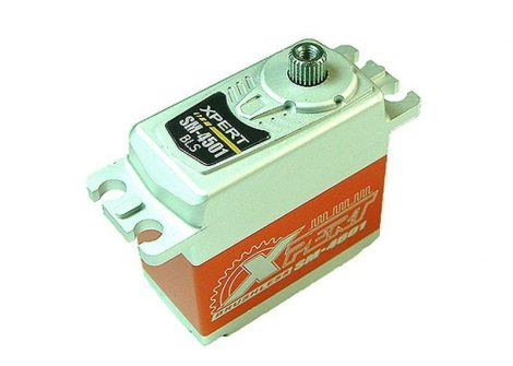 Xpert Servo Low-Voltage Standard SM4501